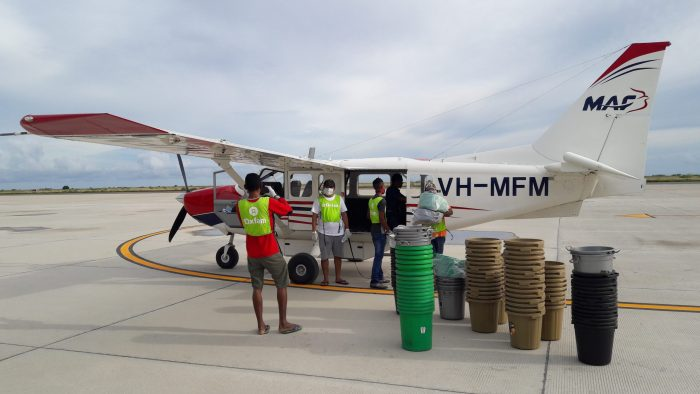 A Reflection of 2020 - MAF Timor-Leste