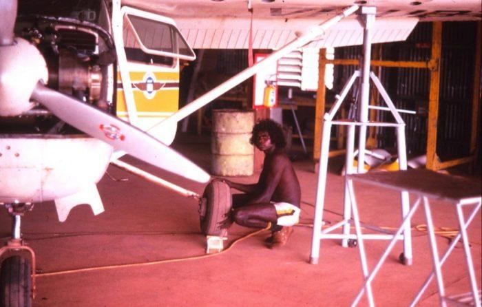 The First Yolngu Pilot