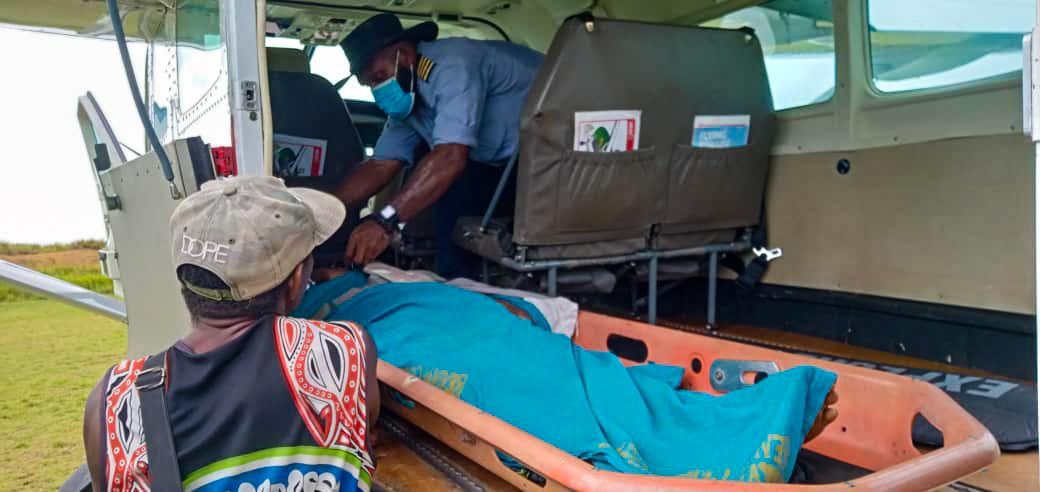 MAF in Papua New Guinea: A Week of Medevacs