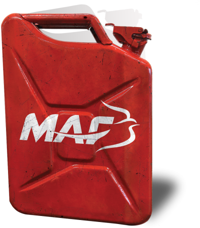 Picture of a jerrycan